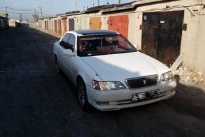 Автомобиль Toyota Cresta, среднее состояние, 1998 года выпуска, цена 170 000 руб., Ульяновск