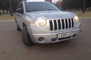 Автомобиль Jeep Compass, отличное состояние, 2006 года выпуска, цена 430 000 руб., Санкт-Петербург