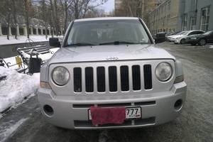 Автомобиль Jeep Patriot, отличное состояние, 2008 года выпуска, цена 600 000 руб., Москва