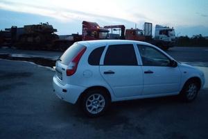 Подержанный автомобиль ВАЗ (Lada) Kalina, хорошее состояние, 2012 года выпуска, цена 230 000 руб., Ханты-Мансийск