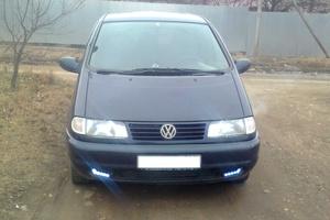 Автомобиль Volkswagen Suran, хорошее состояние, 1997 года выпуска, цена 250 000 руб., Георгиевск