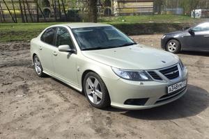 Автомобиль Saab 9-3, отличное состояние, 2008 года выпуска, цена 505 000 руб., Москва
