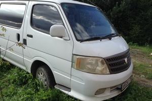 Автомобиль Foton View, среднее состояние, 2007 года выпуска, цена 250 000 руб., Домодедово