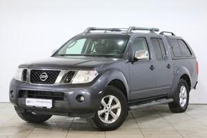 Авто Nissan Navara, 2012 года выпуска, цена 1 170 000 руб., Санкт-Петербург