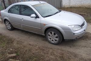 Подержанный автомобиль Ford Mondeo, хорошее состояние, 2002 года выпуска, цена 270 000 руб., Рудня