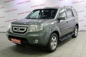 Авто Honda Pilot, 2008 года выпуска, цена 769 000 руб., Москва