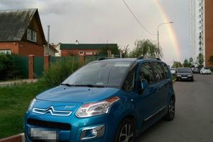 Подержанный автомобиль Citroen C3 Picasso, отличное состояние, 2013 года выпуска, цена 606 000 руб., Домодедово