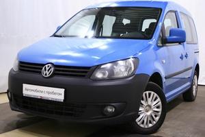 Авто Volkswagen Caddy, 2013 года выпуска, цена 580 000 руб., Санкт-Петербург