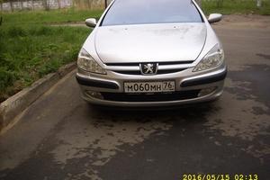 Автомобиль Peugeot 607, хорошее состояние, 2002 года выпуска, цена 280 000 руб., Ярославль