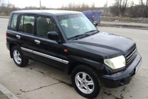Автомобиль Mitsubishi Pajero Pinin, отличное состояние, 2004 года выпуска, цена 345 000 руб., Москва