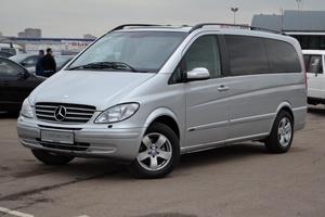 Авто Mercedes-Benz Viano, 2004 года выпуска, цена 850 000 руб., Москва