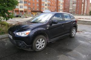 Автомобиль Mitsubishi ASX, хорошее состояние, 2012 года выпуска, цена 695 000 руб., Фрязино