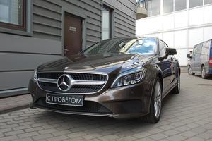 Авто Mercedes-Benz CLS-Класс, 2015 года выпуска, цена 2 599 000 руб., Санкт-Петербург