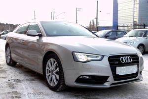 Подержанный автомобиль Audi A5, отличное состояние, 2012 года выпуска, цена 1 300 000 руб., Екатеринбург