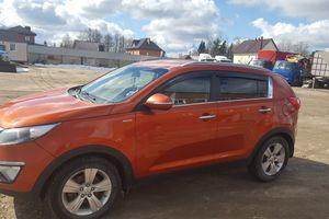 Подержанный автомобиль Kia Sportage, отличное состояние, 2011 года выпуска, цена 770 000 руб., Красноармейск