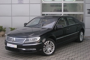 Авто Volkswagen Phaeton, 2010 года выпуска, цена 1 130 000 руб., Краснодар
