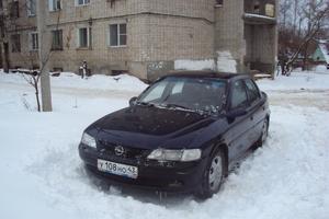 Подержанный автомобиль Opel Vectra, хорошее состояние, 1998 года выпуска, цена 120 000 руб., Челябинск