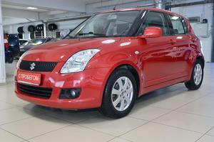 Авто Suzuki Swift, 2007 года выпуска, цена 259 000 руб., Москва