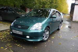 Автомобиль Honda Stream, хорошее состояние, 2001 года выпуска, цена 400 000 руб., Москва