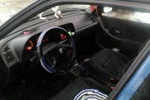 Автомобиль Peugeot 306, среднее состояние, 1998 года выпуска, цена 140 000 руб., Ростов-на-Дону