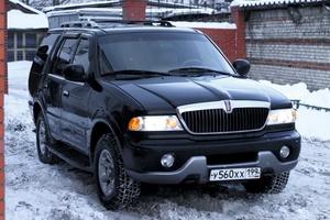 Автомобиль Lincoln Navigator, хорошее состояние, 2000 года выпуска, цена 390 000 руб., Москва