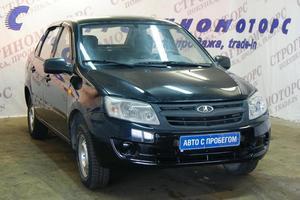 Авто ВАЗ (Lada) Granta, 2013 года выпуска, цена 210 000 руб., Москва