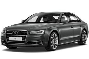 Новый автомобиль Audi A8, 2017 года выпуска, цена 6 644 000 руб., Москва