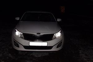 Подержанный автомобиль Kia Optima, отличное состояние, 2014 года выпуска, цена 999 999 руб., Пушкино