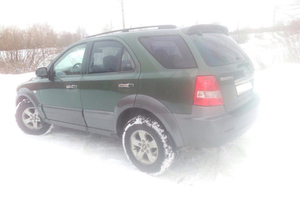Автомобиль Kia Sorento, хорошее состояние, 2003 года выпуска, цена 405 000 руб., Дмитров