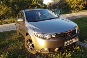 Подержанный автомобиль Kia Cerato, отличное состояние, 2011 года выпуска, цена 600 000 руб., Советский
