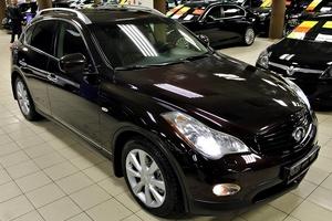 Авто Infiniti EX-Series, 2008 года выпуска, цена 855 555 руб., Москва