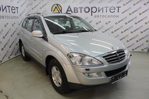Авто SsangYong Kyron, 2010 года выпуска, цена 655 000 руб., Санкт-Петербург