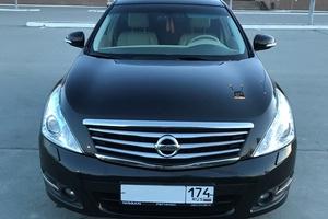 Автомобиль Nissan Teana, отличное состояние, 2012 года выпуска, цена 1 000 000 руб., Челябинск