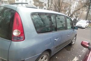 Автомобиль Renault Espace, хорошее состояние, 2004 года выпуска, цена 420 000 руб., Москва