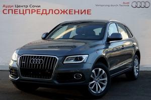 Новый автомобиль Audi Q5, 2016 года выпуска, цена 2 490 000 руб., Сочи
