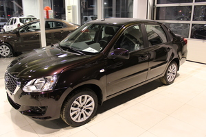 Подержанный автомобиль Datsun on-DO, отличное состояние, 2017 года выпуска, цена 483 000 руб., Челябинск