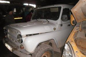 Автомобиль УАЗ 3153, хорошее состояние, 2001 года выпуска, цена 110 000 руб., Нижний Тагил