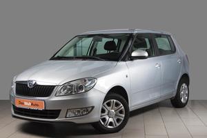 Авто Skoda Fabia, 2014 года выпуска, цена 499 000 руб., Санкт-Петербург