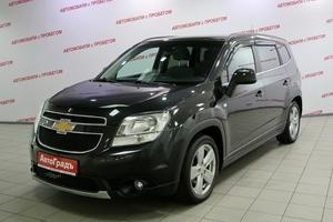 Авто Chevrolet Orlando, 2012 года выпуска, цена 639 000 руб., Москва