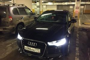 Подержанный автомобиль Audi A6, отличное состояние, 2012 года выпуска, цена 1 010 000 руб., Москва