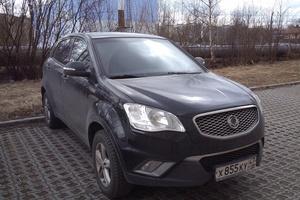 Автомобиль SsangYong Actyon, хорошее состояние, 2013 года выпуска, цена 575 000 руб., Санкт-Петербург