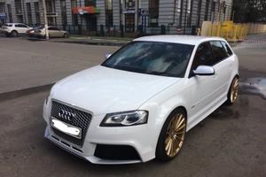 Подержанный автомобиль Audi RS 3, хорошее состояние, 2012 года выпуска, цена 1 500 000 руб., Барнаул