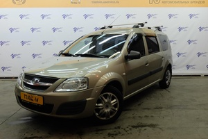 Авто ВАЗ (Lada) Largus, 2013 года выпуска, цена 420 000 руб., Москва