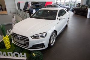 Авто Audi A5, 2017 года выпуска, цена 2 787 327 руб., Москва