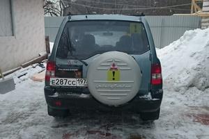 Автомобиль Mitsubishi Pajero Pinin, хорошее состояние, 2001 года выпуска, цена 360 000 руб., Москва