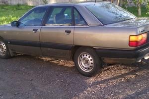 Автомобиль Audi 100, отличное состояние, 1989 года выпуска, цена 90 000 руб., Санкт-Петербург