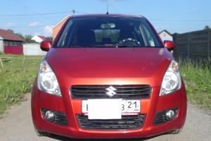 Автомобиль Suzuki Splash, хорошее состояние, 2009 года выпуска, цена 350 000 руб., Чебоксары