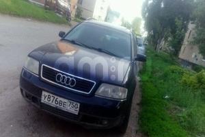 Автомобиль Audi A6, хорошее состояние, 2000 года выпуска, цена 199 000 руб., Чехов