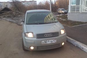 Автомобиль Audi A2, отличное состояние, 2003 года выпуска, цена 250 000 руб., Ижевск