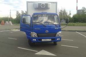 Автомобиль BAW Fenix, отличное состояние, 2013 года выпуска, цена 650 000 руб., Саранск